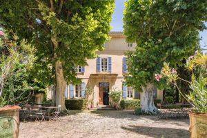 Belles demeures à vendre de 4 HA - vallee-du-rhone