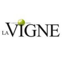 Magazine La vigne - Logo