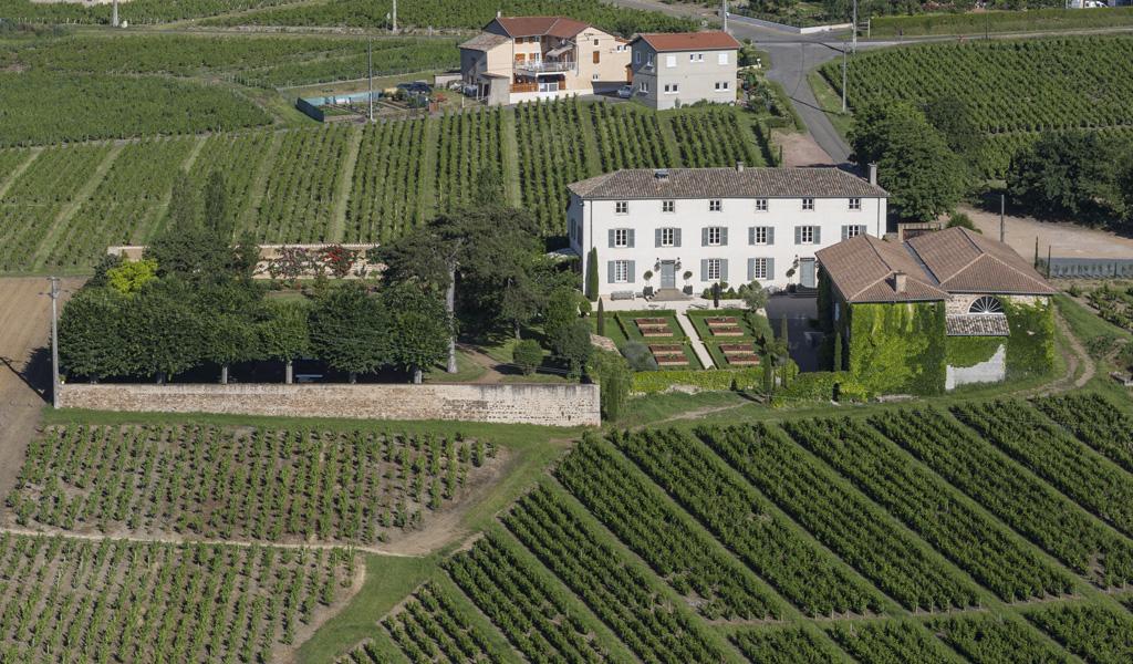 Prestige Properties to sell of 0.57 HA - beaujolais-en