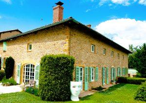 Propriété viticole à vendre de 15 HA - beaujolais