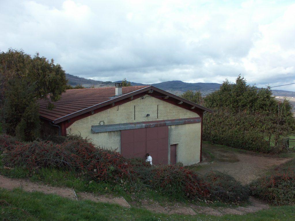 Propriété viticole à vendre de 3.5 HA - beaujolais