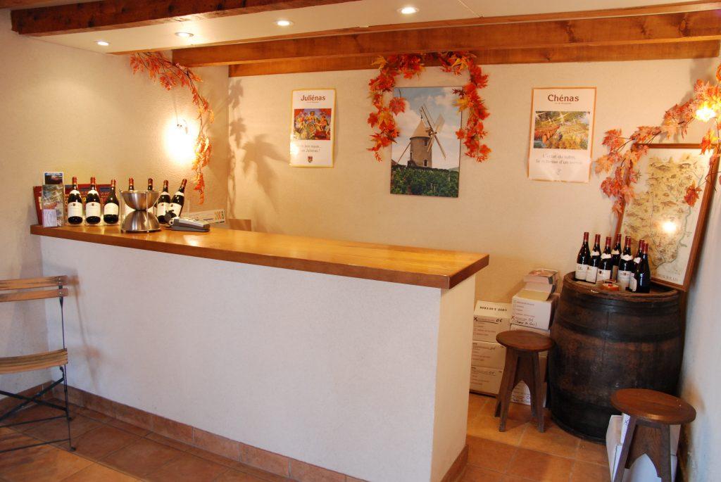 Propriété viticole à vendre de 3.7 HA - beaujolais
