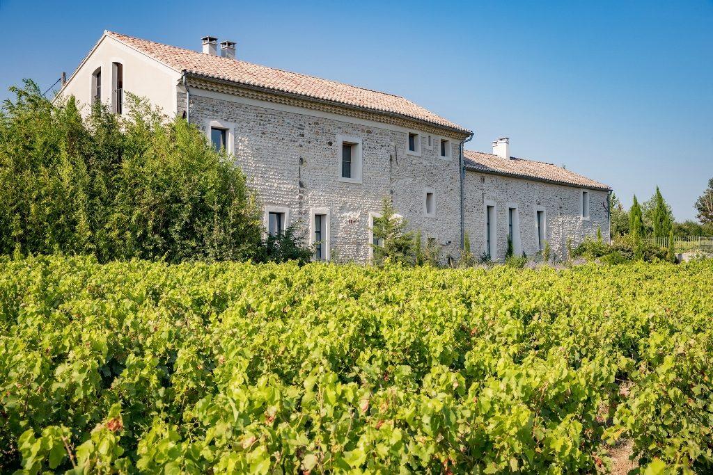 Belles demeures à vendre de 0.8 HA - Vallée du Rhone - 1953CDR  - fr