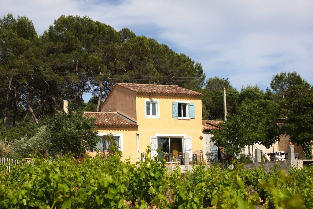Propriété viticole à vendre de 12 HA - Provence - 365P - fr