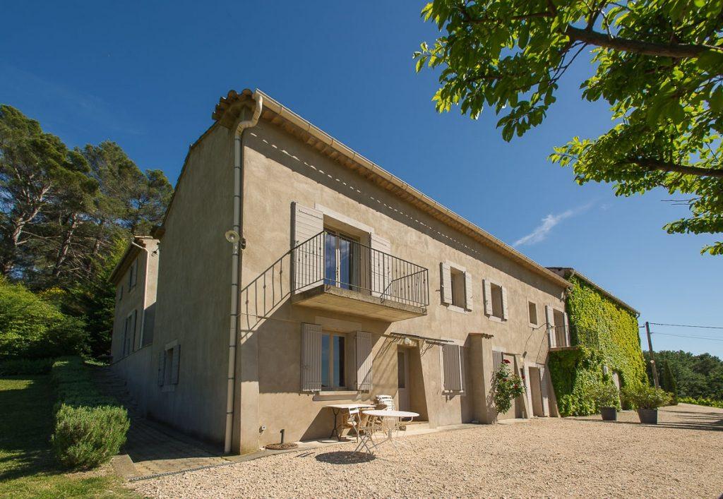 Propriété viticole à vendre de 14.3 HA - Vallée du Rhone - 1588CDR - fr