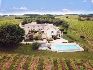 Propriété viticole à vendre de 17 HA - Vallée du Rhone - 1955CDR - fr
