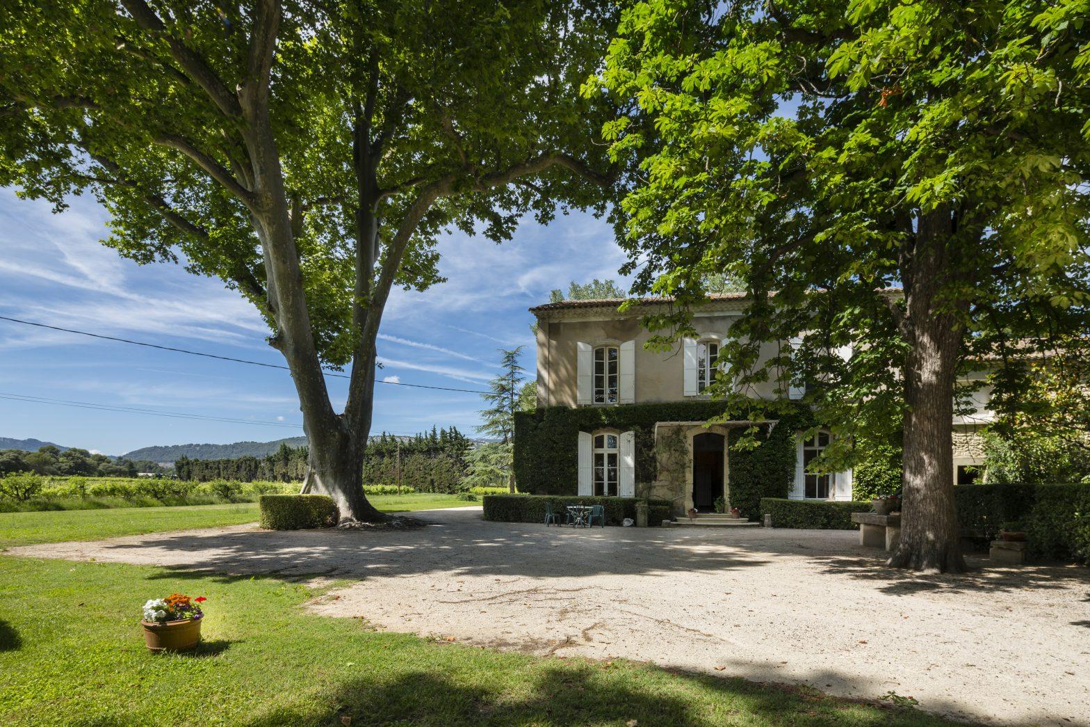 Propriété viticole à vendre de 2.5 HA - Vallée du Rhone - 1555CDR - fr