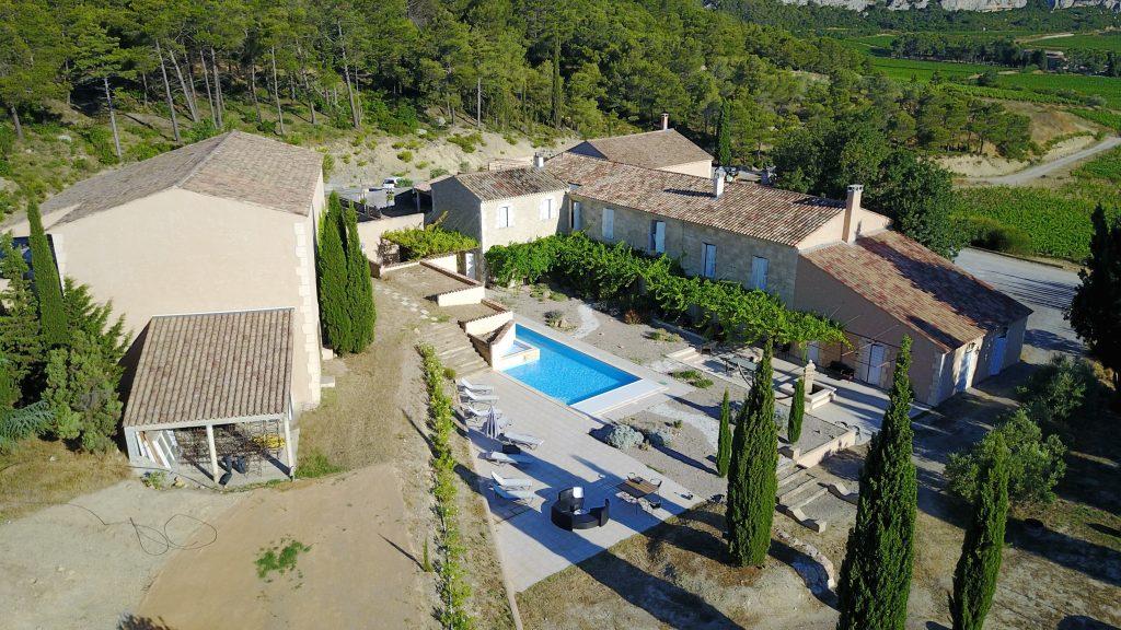 Propriété viticole à vendre de 20 HA - Languedoc - 1842LR - fr