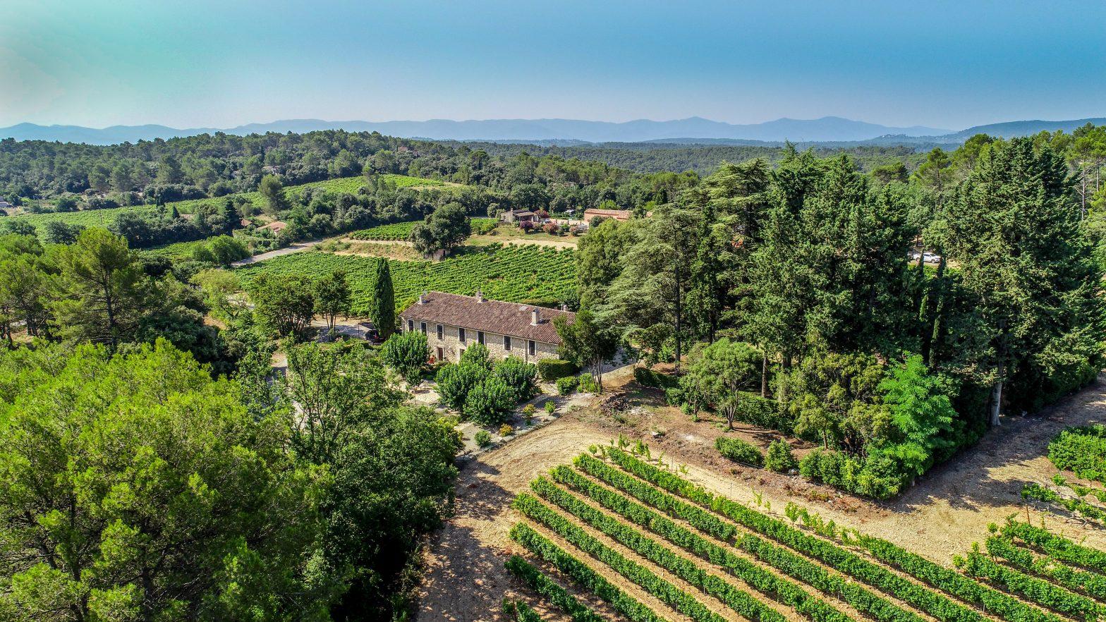 Propriété viticole à vendre de 20 HA - Provence - 603P - fr