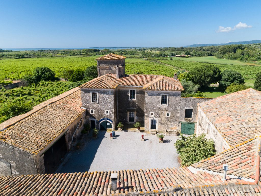 Propriété viticole à vendre de 40 HA - Languedoc - 1787LR - fr