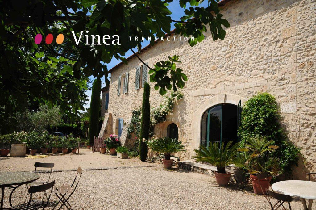 Propriété viticole à vendre de 6 HA - Provence - 606P - fr