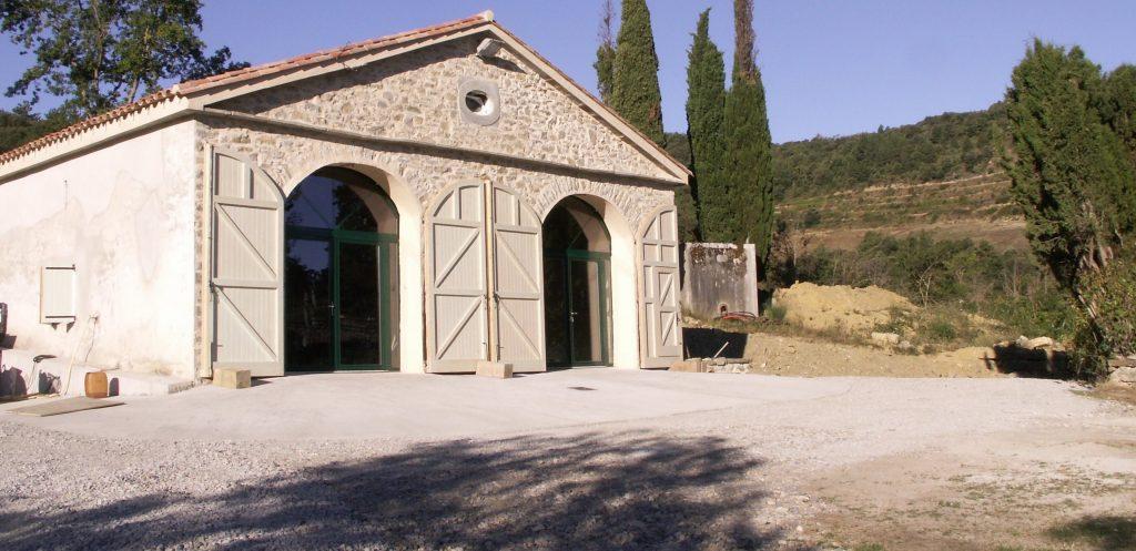 Propriété viticole à vendre de 70 HA - Languedoc - 1765LR - fr
