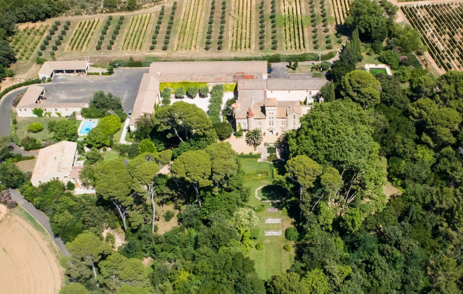 Wine Estates to sell of 165 HA - Languedoc - 1834LR - en