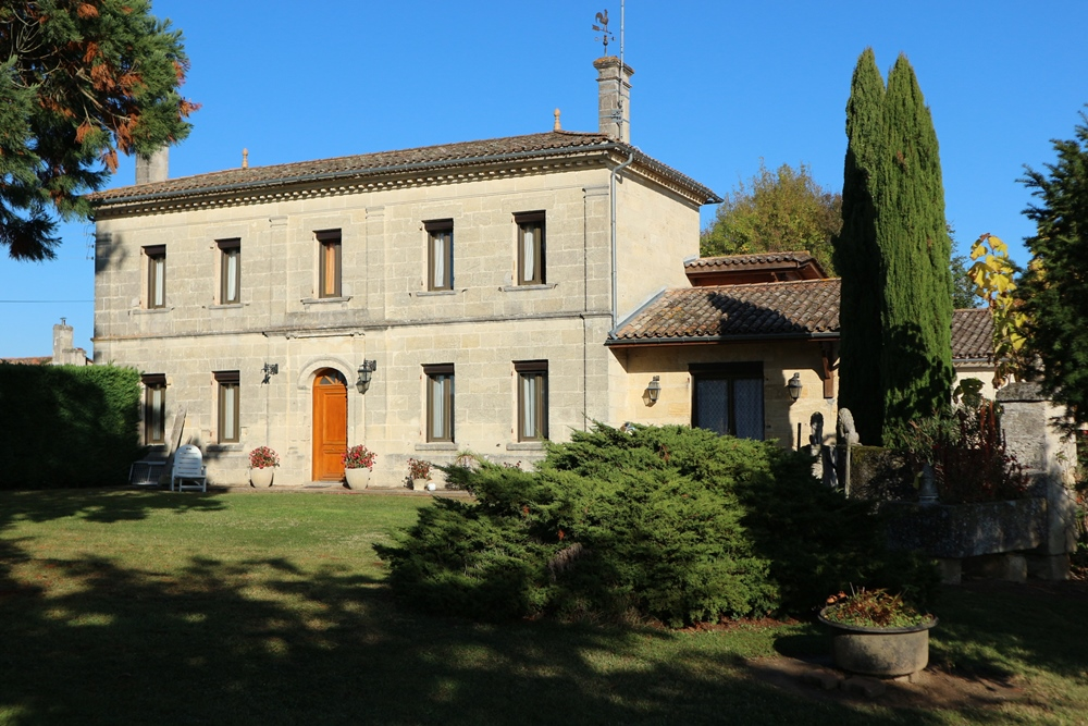 Wine Estates to sell of 23.5 HA - Bordeaux - 18242 - en