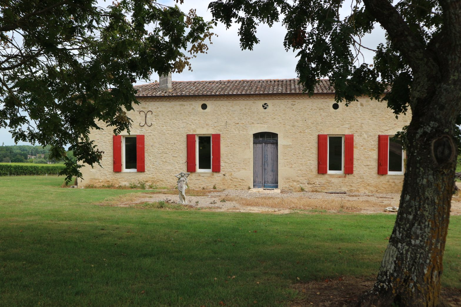 Wine Estates to sell of 26 HA - Bordeaux - 18143 - en