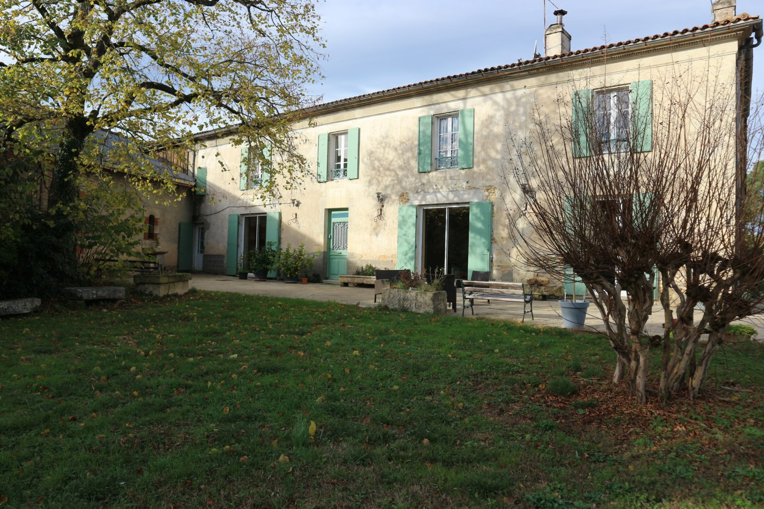 Wine Estates to sell of 29 HA - Bordeaux - 18266 - en