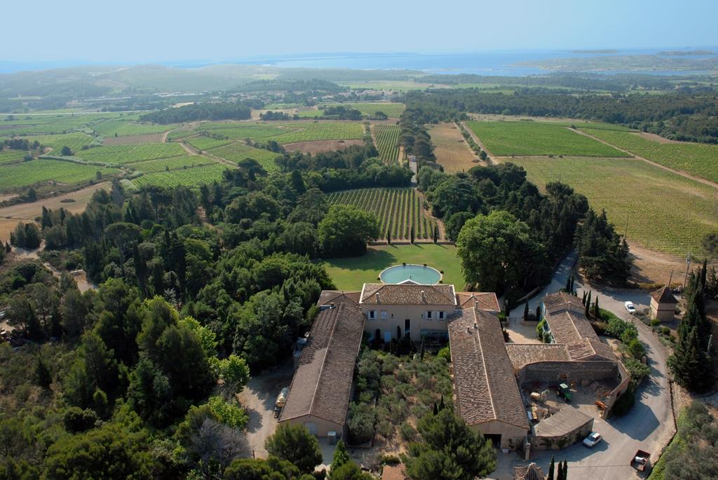 Wine Estates to sell of 292 HA - Languedoc - 1850LR - en