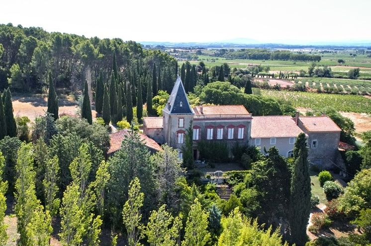 Wine Estates to sell of 36 HA - Languedoc - 1153 LR - en