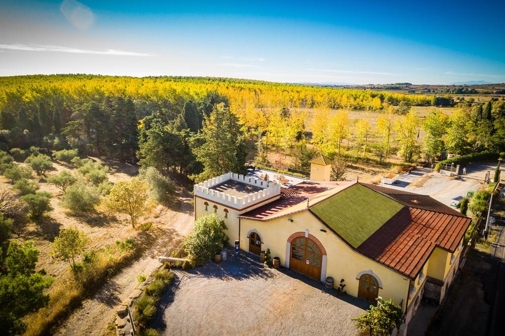 Wine Estates to sell of 46 HA - Languedoc - 1906LR - en