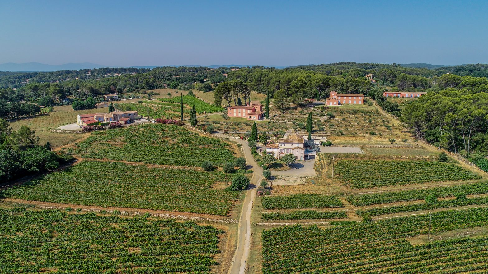 Wine Estates to sell of 8 HA - Provence - 618P - en