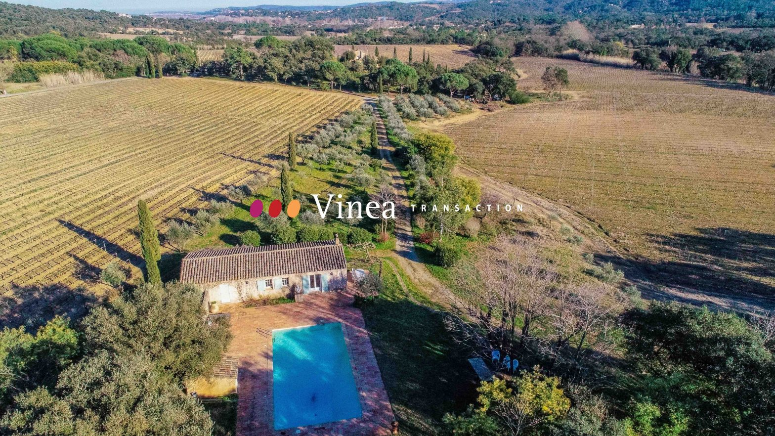 Wine Estates to sell of 9 HA - Provence - 739P - en