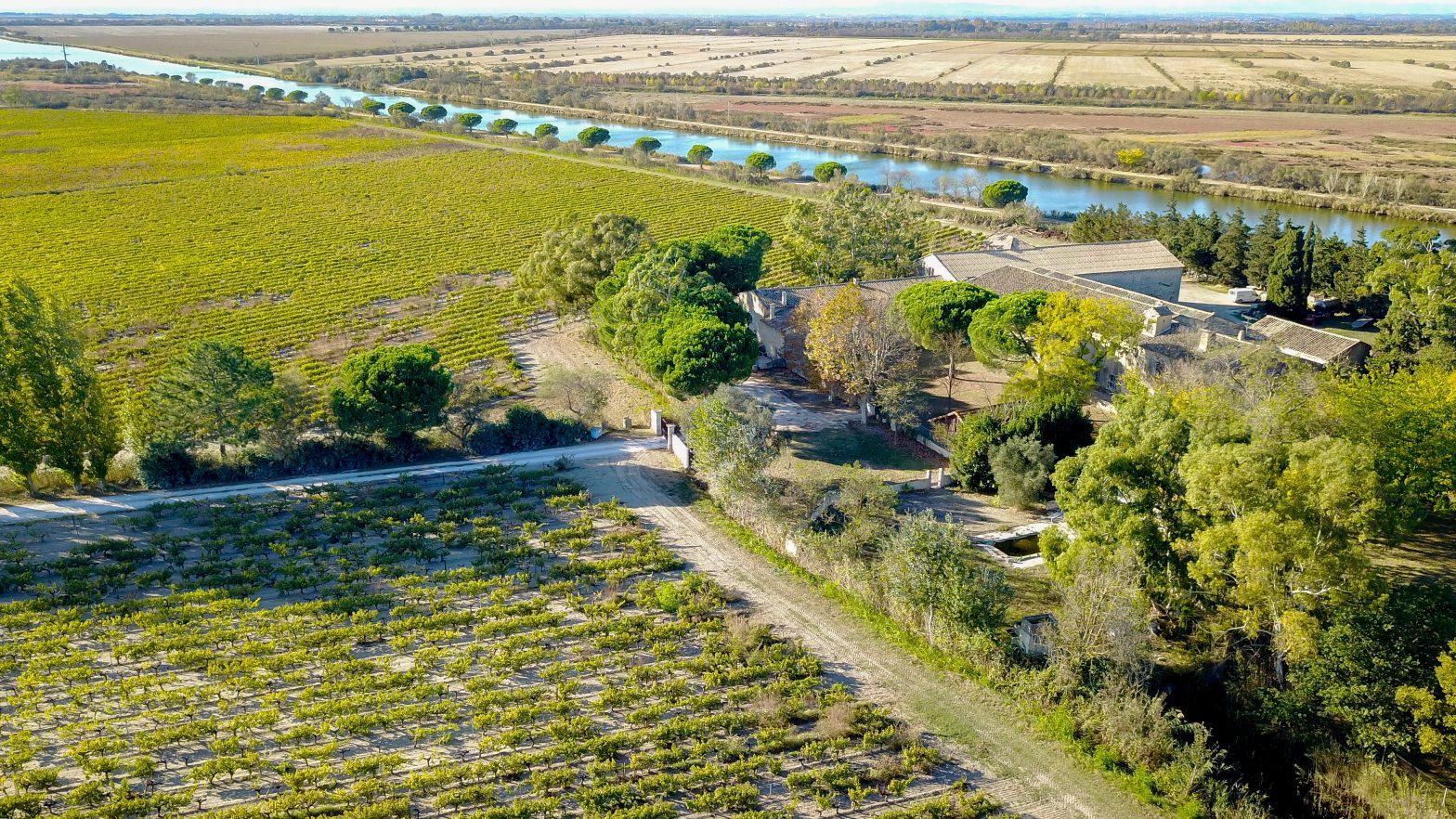 vins des sables domaine viticole vendu
